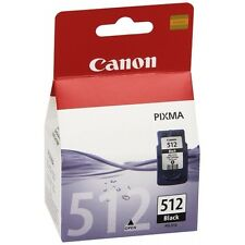 Canon pg-512 Cartuccia inchiostro nero Pixma ip2700, ip2702, mp230, mp495, mx340