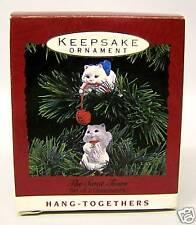 "1993 Hallmark, ""Hang-Togethers Series"" Ornament"