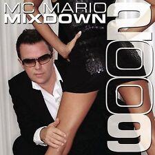 Mc Mario Mixdown 2009 CD ***NEW***