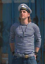 Russischer Marine Pullover Sommerausführung