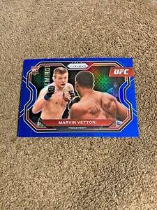 Marvin Vettori 2021 Prizm UFC Rookie #143 Blue /199