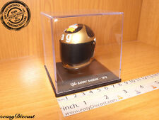 BARRY SHEENE MOTO-GP AGV HELMET 1/5 1978 #7 MINT!!!