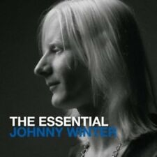JOHNNY WINTER - THE ESSENTIAL JOHNNY WINTER 2 CD NEUF