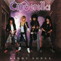 Cinderella - Night Songs [New CD]