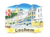 Cochem Mosel Magnet Polyresin Souvenir Germany (460)