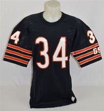 1980s Walter Payton Training Camp Worn Chicago Bears Jersey Solid Wear HOF LOA