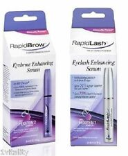 RAPIDLASH EYELASH ENHANCER & RAPIDBROW EYEBROW ENHANCER ENHANCING SERUM 3ML GROW