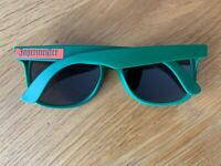 JAGERMEISTER STAG GREEN FRAME SLOGAN  SUNGLASSES