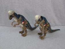 2 Jurassic Park The Lost World Pachycephalosaurus Dinosaur Ram Head Kenner 1997