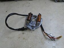 Suzuki 50 FA SHUTTLE FA50 MOPED Used Engine Good Generator stator 1986 SB79