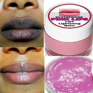 Fast Action Lips LighteningBalm, Pink Lips Balm,Safe Lips lightening Balm, 10g