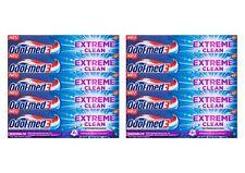 10x Odol-med 3 Extreme Clean Tiefenreinigung Zahnpasta 75 ml
