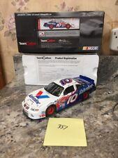 2001 Team Caliber Preferred Johnny Benson Valvoline Pontiac Grand Prix #10