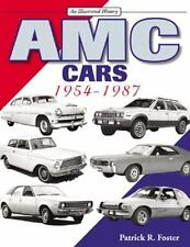 American Motors Cars- new book autographed by the author!