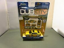 JADA 1/64 DUB CITY KUSTOMS CHRYSLER 300C TAXI NEW IN PACK MIP VERY COOL