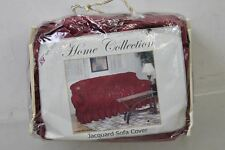 BNIB HOME COMFORTS Large Jacquard Sofa Settee Slip Covers For 3 Seater Couch