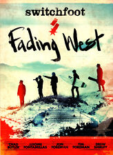Switchfoot - Fading West DVD 2013 Atlantic * NEW * STILL SEALED *