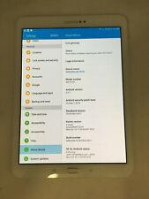 Samsung Galaxy Tab S2 SM-T817V 32GB, Wi-Fi + 4G Verizon White