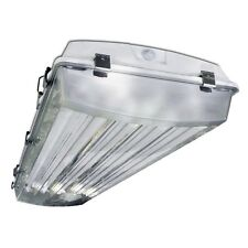 Howard Lighting Vaporproof Highbay Fluorescent Fixture 6-Lamp F54T5HO Ballast
