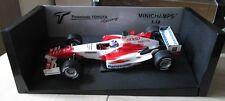 F1 1/18 TOYOTA TF104 PANIS 2004 MINICHAMPS