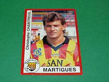 164 CHRISTOPHE CHAINTREUIL FC MARTIGUES PANINI FOOT 95 FOOTBALL SAISON 1994-1995