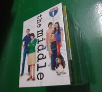 The Middle Complete Series Season 1 2 3 4 5 6 7 8 9 DVD (27 Discs, New & Sealed)