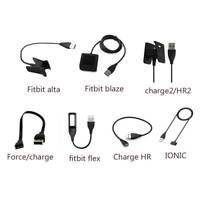 Cargador USB Cable de carga para Fitbit Charge HR/Charge2/HR2/IONIC Smart Watch