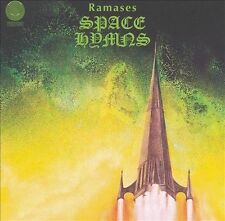RAMASES - SPACE HYMNS [BONUS TRACKS] (NEW CD)
