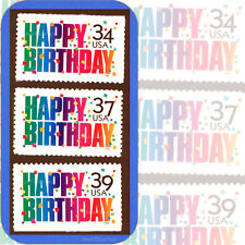 2002-2006  HAPPY BIRTHDAY  Complete  Set of 3 MINT  Stamps  # 3558 - 3695 - 4079