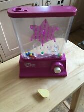TOMY water game Whoosher wacky Vintage toy article star catcher Purple 1 Stopper
