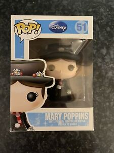 New and Rare Funko Pop! - Walt Disney - Mary Poppins #51 Series 5 Julie Andrews