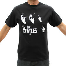 The Beatles Rock Band Graphic T-Shirts