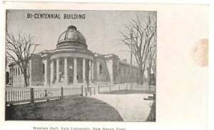 [22968] . Woolsey Hall Yale University New Haven CT - ca 1907