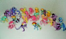 My Little Pony  McDonalds Toy lot of 24 (TWILIGHT SPARKLE, RAINBOW DASH )
