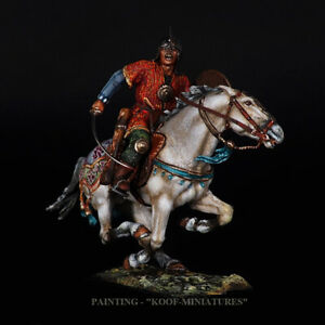Tin Soldier, Sineus Collection Arab warrior, Middle Ages