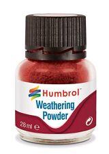 Humbrol Weathering Powder Iron Oxide Costuming Cosplay