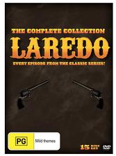 Laredo (DVD, 2019, 16-Disc Set)