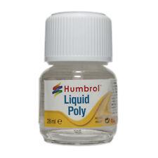 Humbrol Liquid Poly Glue 28ml Bottle