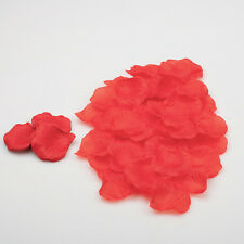 Richland Silk Rose Petals 1000 Count Wedding & Event Decor Table Confetti