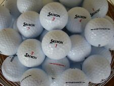 50 SRIXON DISTANCE GOLF BALLS IN MINT / A GRADE CONDITION