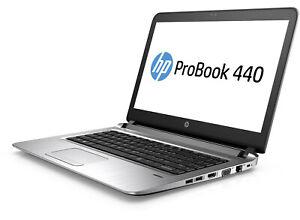 Hp Probook 440 G3 - Intel i5-6200u, 8GB RAM, 500GB HDD, HD Graphics + Warranty.