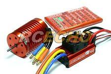 LEOPARD SKYRC 4370KV 9T Brushless Motor & 60A ESC Speed Controller Combo ME720