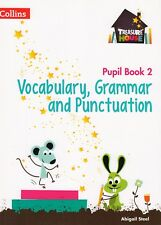 Collins Vocabulary, Grammar and Punctuation Year 2 Pupil Book BRAND NEW P/B 2015
