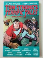 TOM STRONG'S TERRIFIC TALES BOOK ONE 2004 1ST EDITION RARE HARD TOO FIND! UNREAD