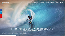 Travel Website Wave Autopilot, Full Customization & Make $1 -$4/Click
