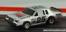TYCO 440x2 25 anniversay Chrome BUICK REGAL STOCKER / NASCAR / SLOT CAR