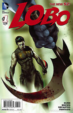 LOBO #1 VARIANT EDITION NEW ONGOING ULTRA VIOLENCE DC COMICS NEW 52