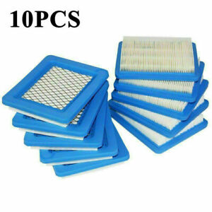 10x Air Filters For Briggs & Stratton 491588 491588S 5043 5043D 399959 119-