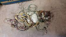 Sega Daytona Usa Cabinet Cable Harness Wiring Fully Working