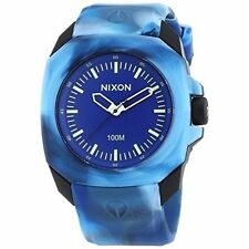 Nixon Plastic Band Analogue Wristwatches